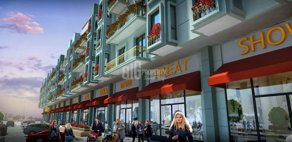N Cadde Ates Corner buying istanbulService and student apartments with rental guarantee real estate for sale İstanbul Esenyurt