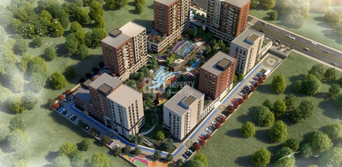 Near to canal istanbul quality and cheap homes for sale Ispartakule İstanbul