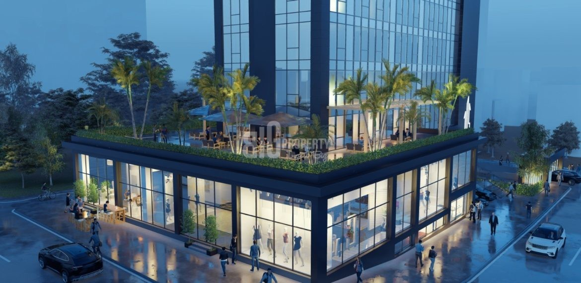 Point properties prime place in fron of Metro near To Shopping Mall for Sale İstanbul Bagcilar