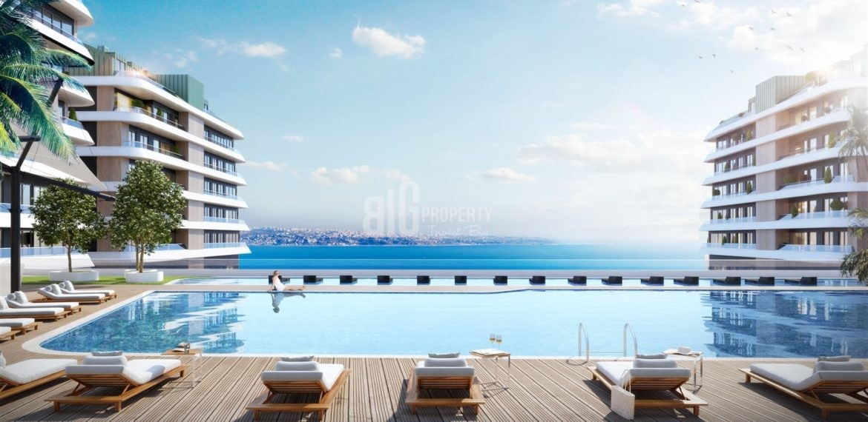 Seashore real estate for sale istanbul beylikduzu