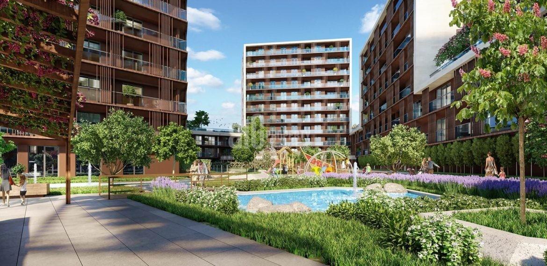 big property agency apartment for sale in sur yapi topkapi evleri