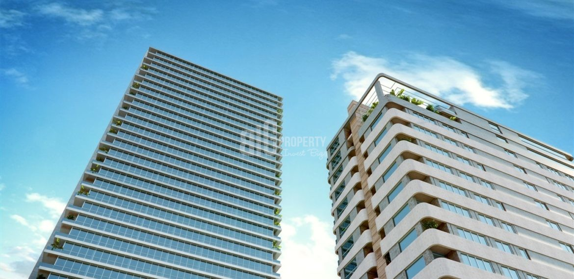 big property agency offer turkish citizenship with best pricen in babacan prime suit project