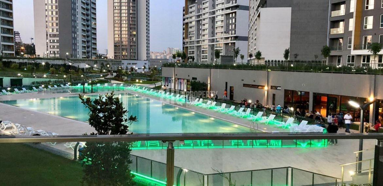 ready to move Horizantal lake view canal istanbul properties wih best price quarantee İstanbul Kucukcekmece