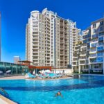 Buying home in turkey aqua project in city center of istanbul asian side