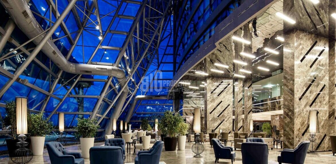 5 stars hotel comfortable property close to E-5 for sale Basin Ekspres Way İstanbul