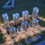 Big and family real estate for sale new location of istanbul close to airport and canal istanbul
