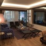 Big project an luxury residantial for sale with wonderful city view near to forest in Istanbul Mecidiyekoy