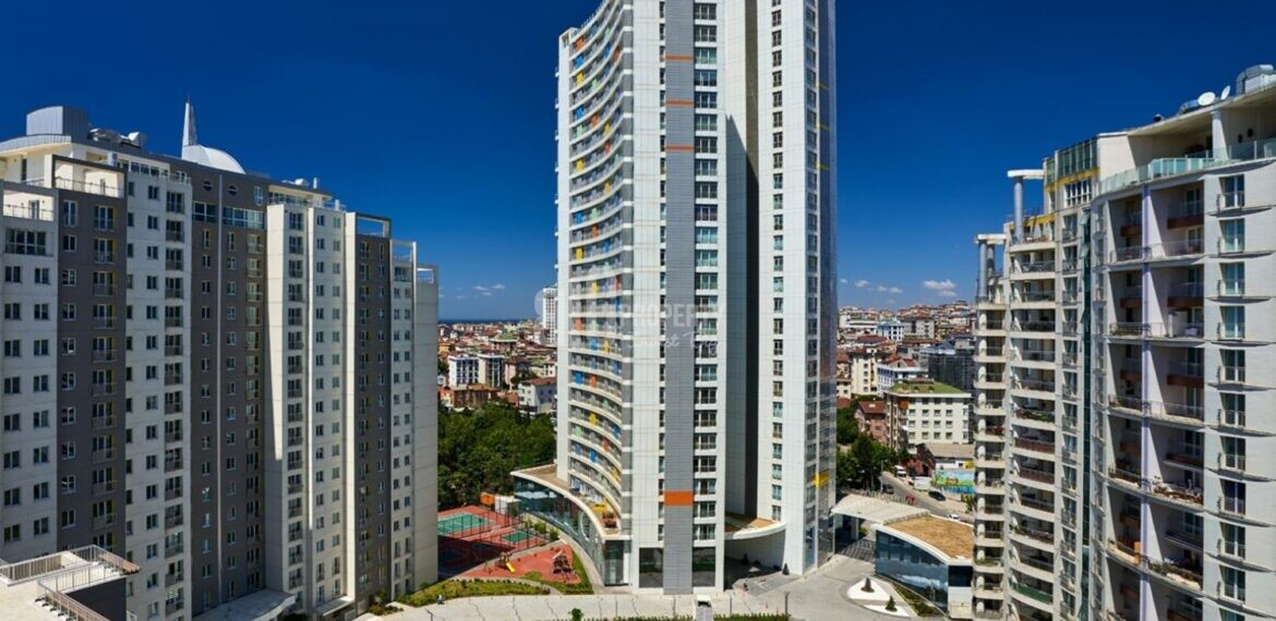 Buying home in turkey aqua properties in city center of istanbul asian side