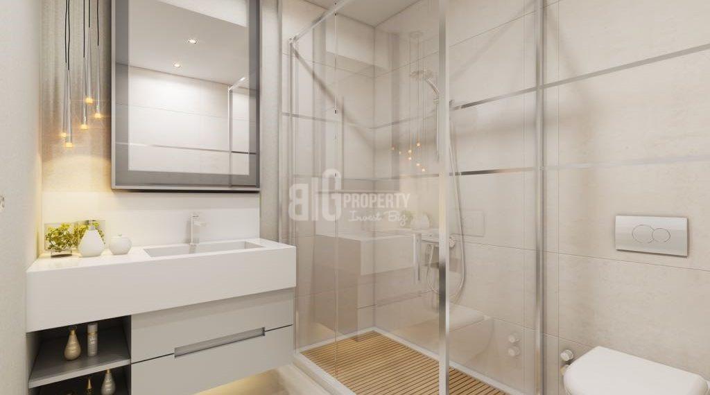 Buying real estate in istanbul luxury designe apartment in basin ekspres gunesli istanbul