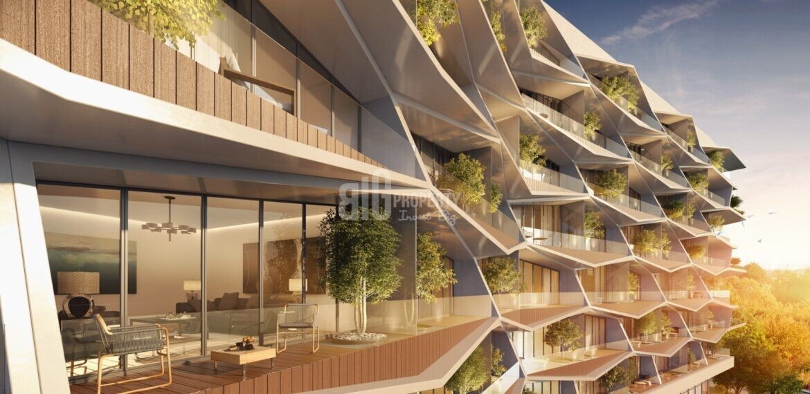 Estetic style city center citizenship homes for sale Beyoglu Istanbul