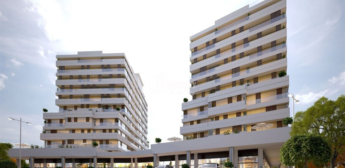 Excellent locations residence for invesment in İstanbul Maslak