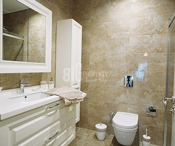 Famous high level properties for sale close to E-5 and metrobus beylikduzu Istanbul