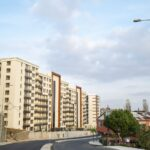 Forest and City view project for sale pendik İstanbul