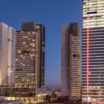Luxury apartments for sale at city center with amazing sea view in Istanbul Sisli Mecidiyekoy
