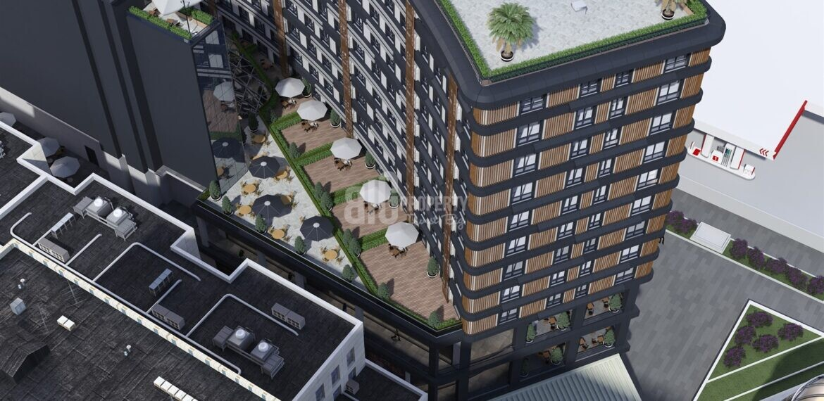 Opportunity price good quality apartments for sale Gaziosmanpasa