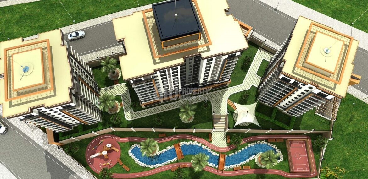 Prime place of istanbul properties for sale Eyup