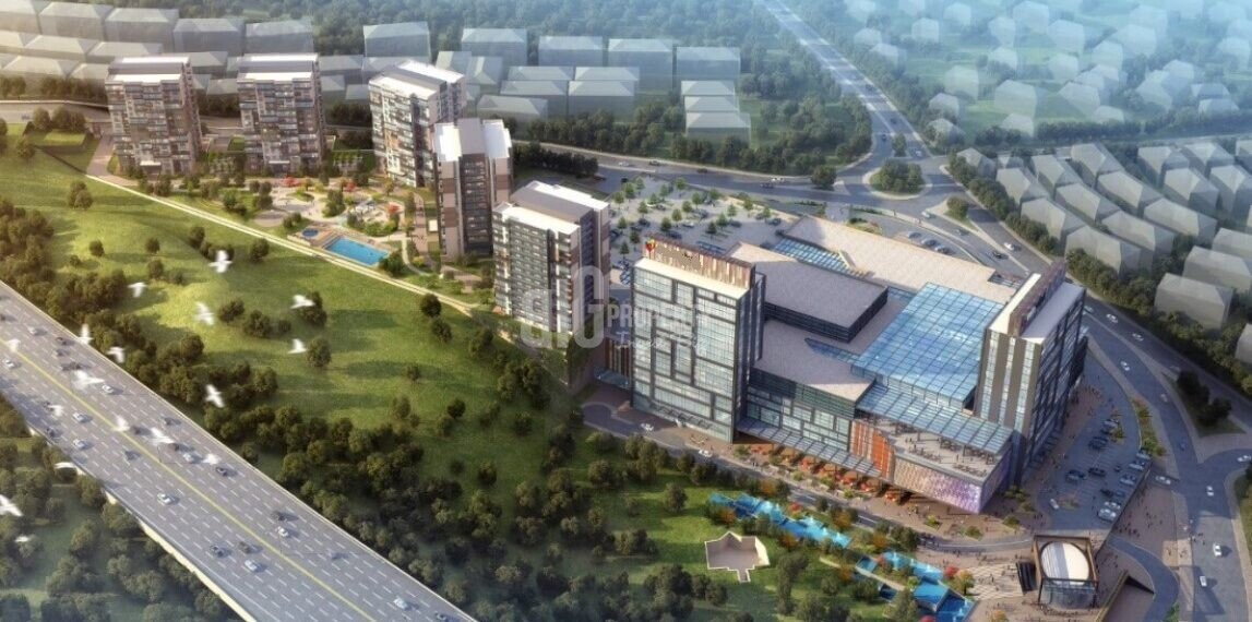 Shopping-Mall-Office-Residencial for sale in Gaziosmanpasa İstanbul
