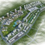 The Green Park complex goverment properties for sale near to new airport and canal istanbul Istanbul Basaksehir