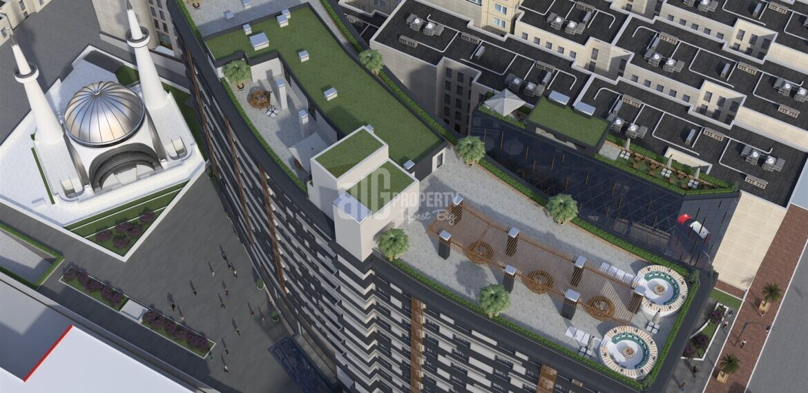 big property agency offer cheap citiziensship apartments options in novi bazaar project