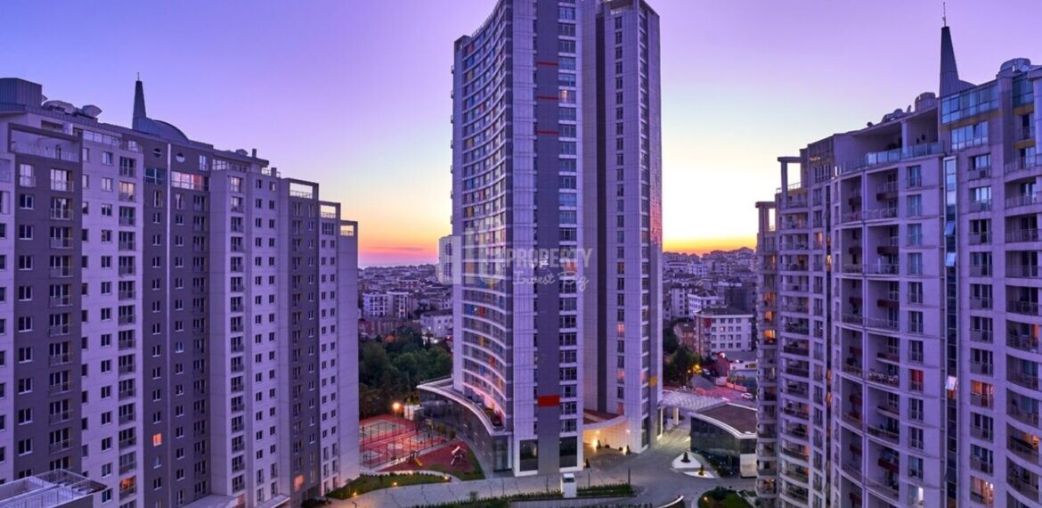 big property agency offer nuvo dragos good quality sea view aparments for turkish citizenship