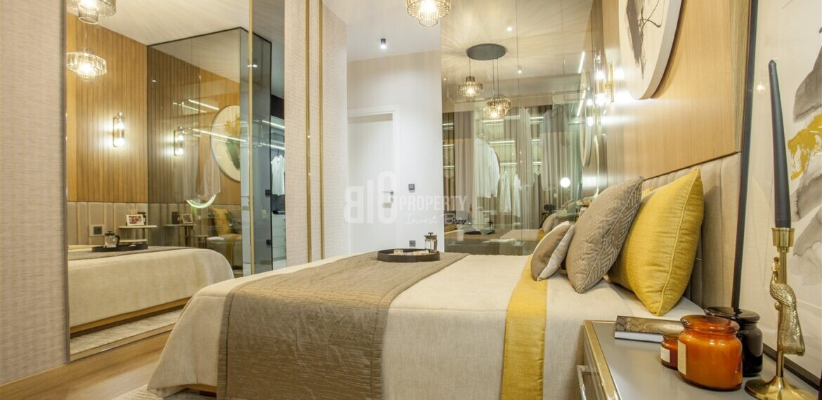 buy apartments in collect avcilar project in turkey for turkish citizenship