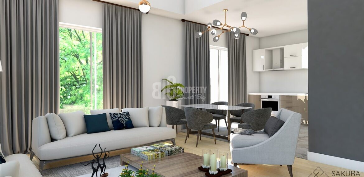 buying home in turkey seba flats project Excellent locations properties for invesment in turkey İstanbul Maslak