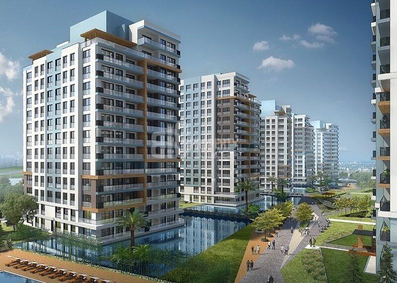 intelligent Tecnology green certificate property for sale istanbul Umraniye