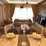 sample apartment in tem point project