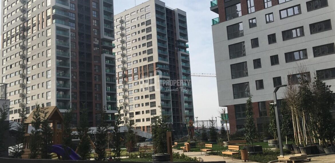 tem avrasya ready to move Investing new residence close to shopping mall in city center of istanbul Gaziosmanpasa