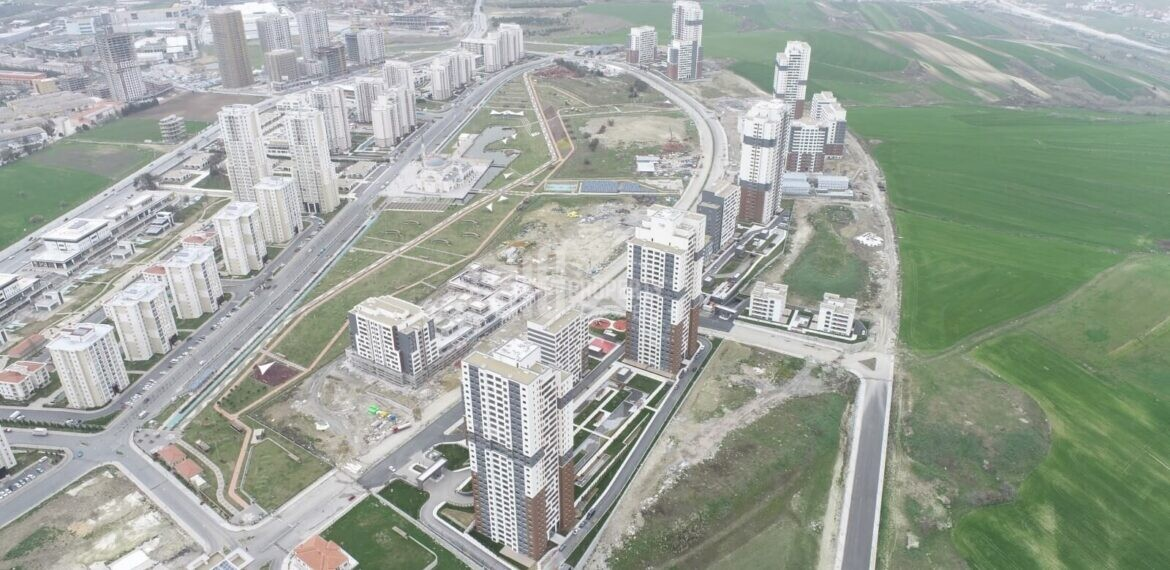 turkish citizenship apartment tual bahcekent The Green Park complex goverment properties for sale near to new airport and canal istanbul Istanbul Basaksehir