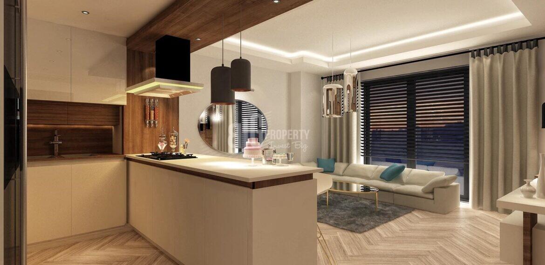turkish citizenship apartments novi bazaar Opportunity price good quality properties for sale Gaziosmanpasa istanbul Turkey