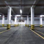 underground car park in vadiyaka project in basaksehir for sale