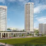 modern istanbul apartments in new city of istanbul close to airport Basaksehir İstabul