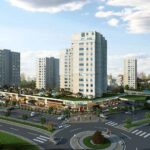 Banu evler project Living in Turkey quality properties has social facility in in istanbul