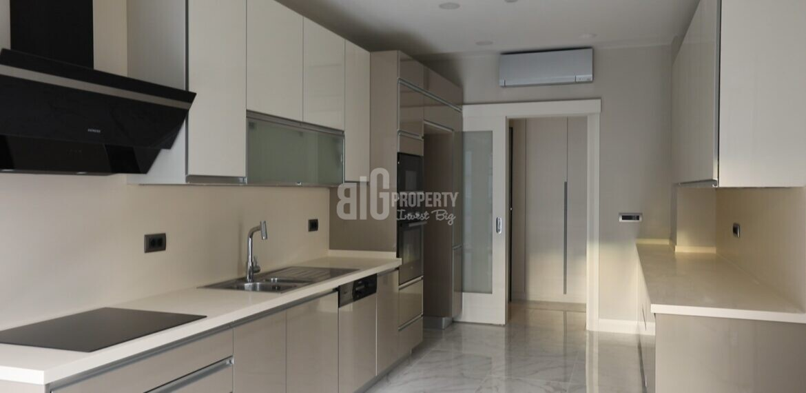 City Center Modern Architecture Family Concept service apartments in Kagithane İstanbul