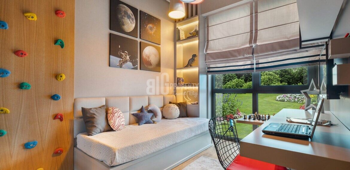 Sinpas finans sehir Istanbul Financial Center insvestment and living apartment for sale atasehir istanbul