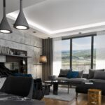 City Center Modern Architecture Family Concept Property in Kagithane İstanbul