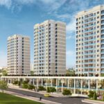 buy real estate onur life modern istanbul apartments in new city of istanbul close to airport Basaksehir İstabul