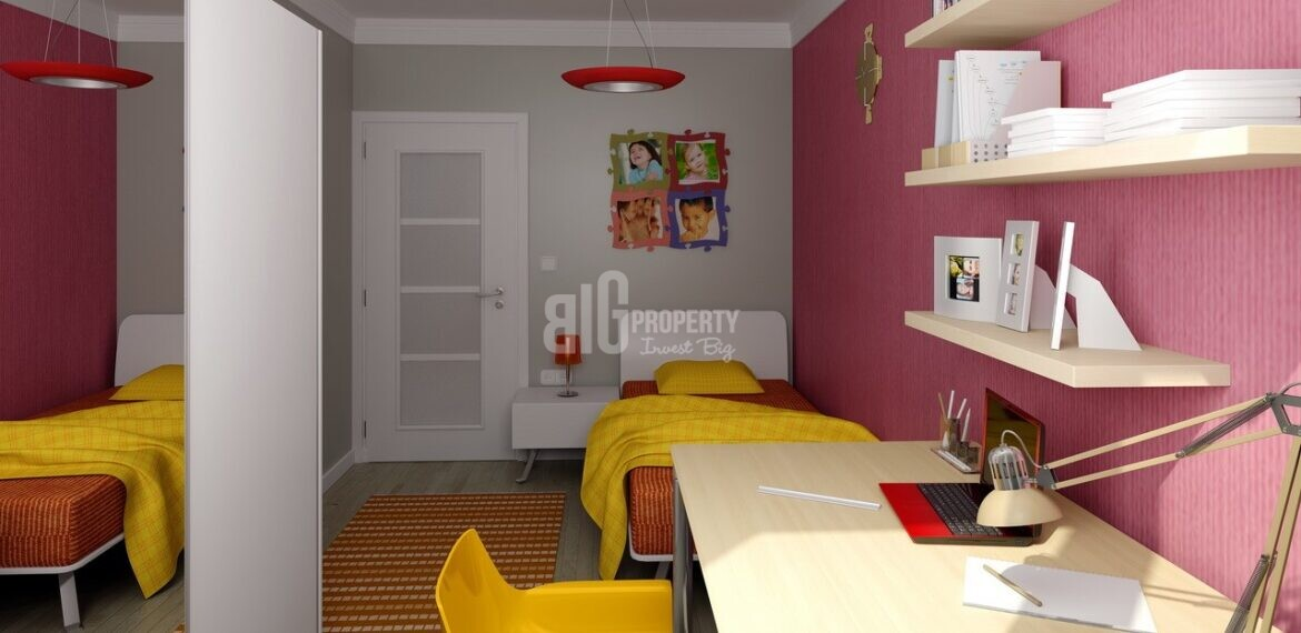 canal istanbul apartments for sale for familty banu evler project