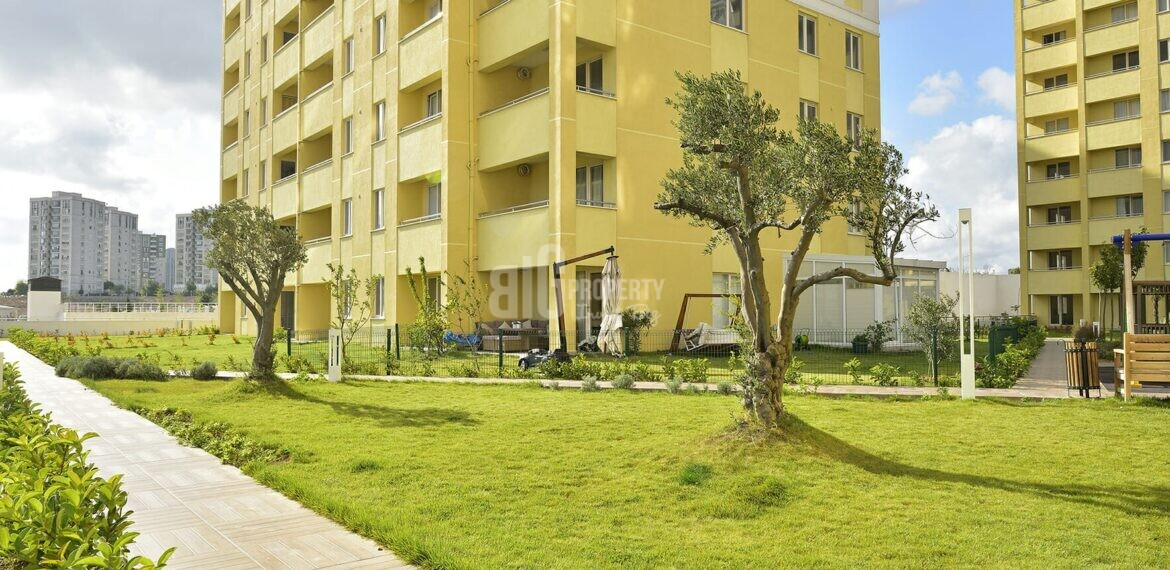 green are real pictures banu evler project in istanbul