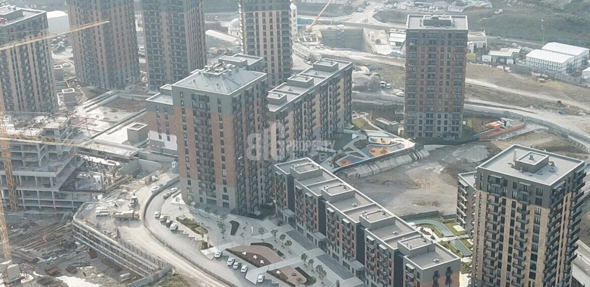 istanbul Financial Center insvestment and living aparments for sale atasehir istanbul