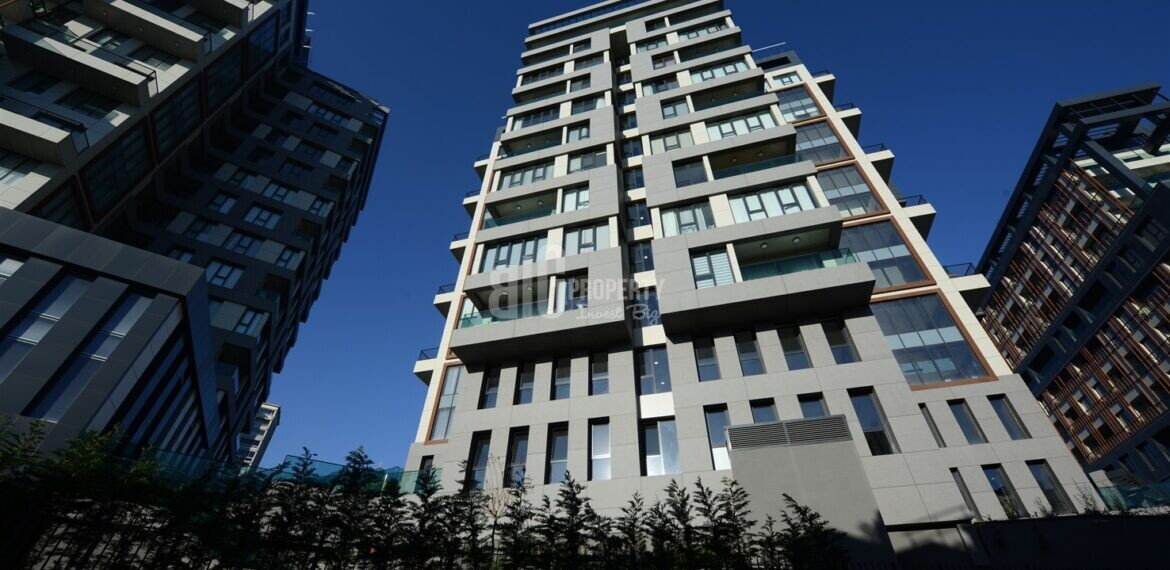 mevsim istanbul City Center Modern Architecture Family Concept Property in Kagithane İstanbul