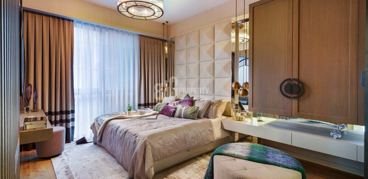 turkish citizenship Istanbul Financial Center insvestment and living properties for sale atasehir istanb