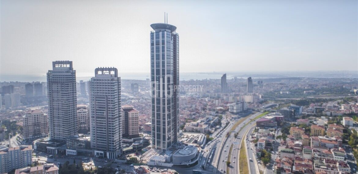 Premium Luxury property in city center istanbul for sale in Kadikoy