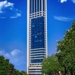 conic tower in city center for sale in sisli istanbul