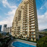 Asian Side Symbol dizayn flats for sale sea and ısland view asian side of istanbul Kartal