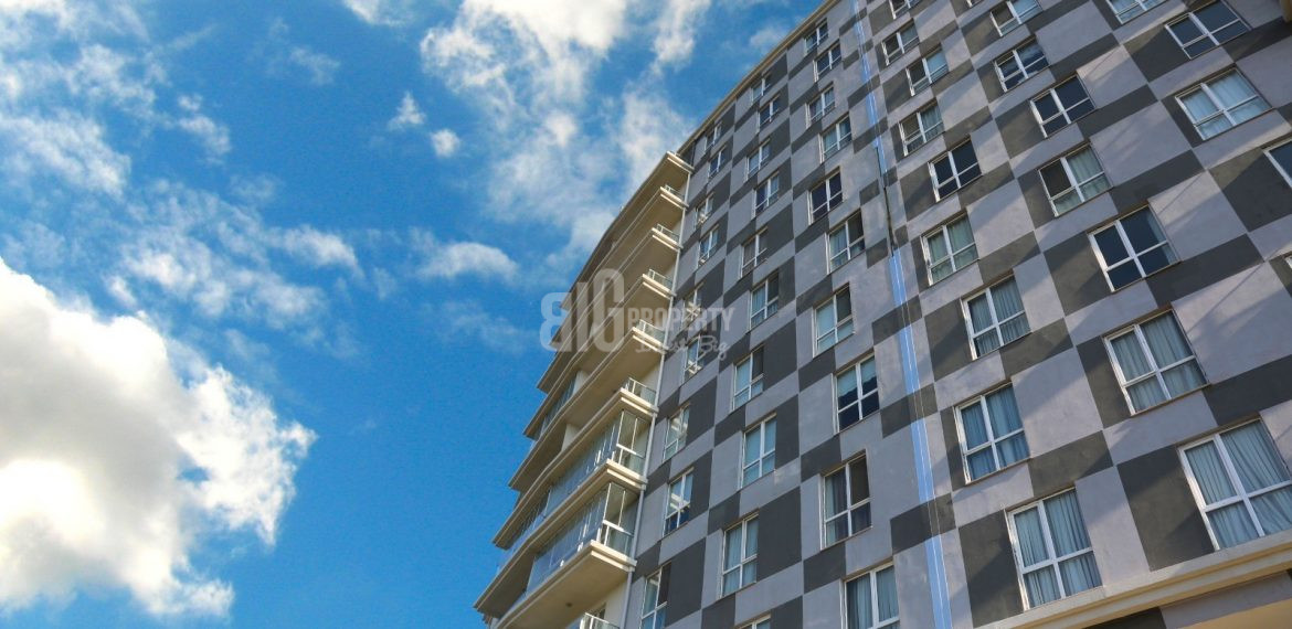 Key ready natural elit apartment for sale Basaksehir Istanbul Turkey