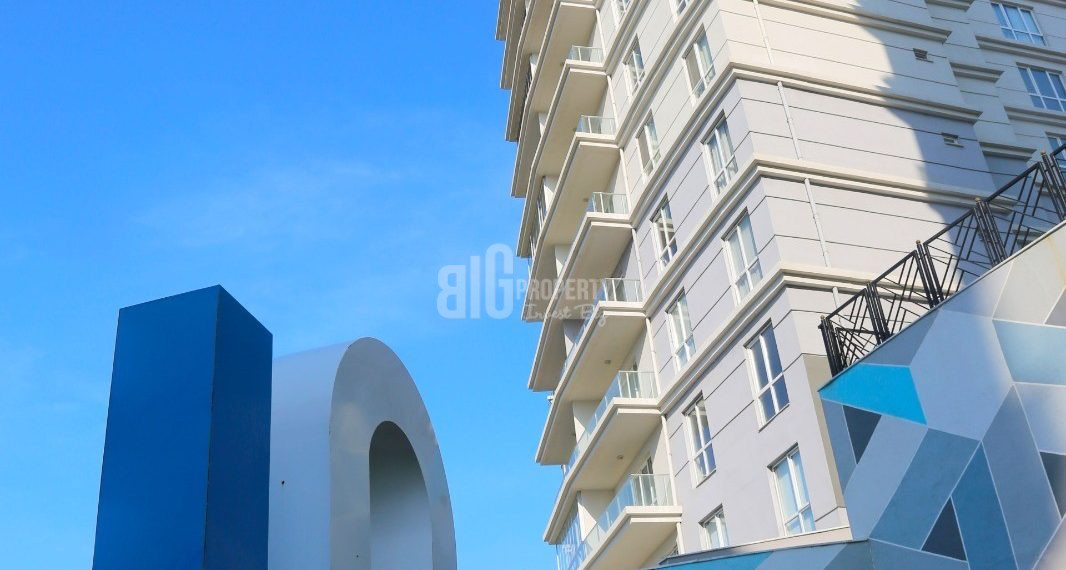 Key ready natural elit apartments for sale Basaksehir Istanbul