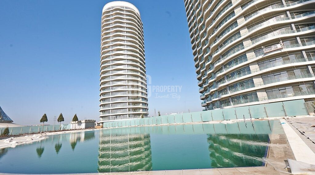 Mall of İstanbul Lux Service and hotel flats high rental guarantee for sale Basaksehir Istabul