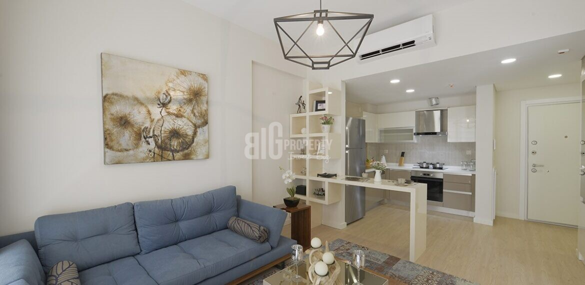 buy apartments in istanbul Asian Side Symbol dizayn apartments for sale sea and ısland view asian side of istanbul Kartal